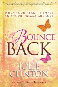 Julie CLinton Bounce Back