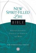 New Spirit Filled Life Bible Hayford