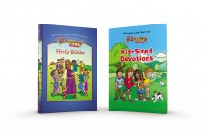 Kids Bible and Devotional