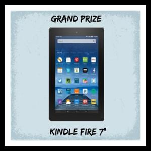 kindle prize