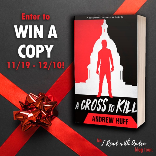 A Cross to Kill tour and giveaway-1