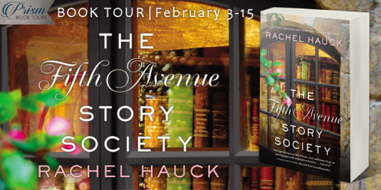 Banner - The Fifth Avenue Story Society