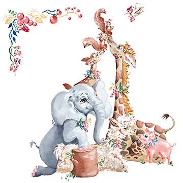 elephant-giraffe-2