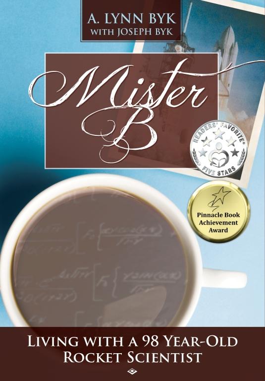 Mister B Cover