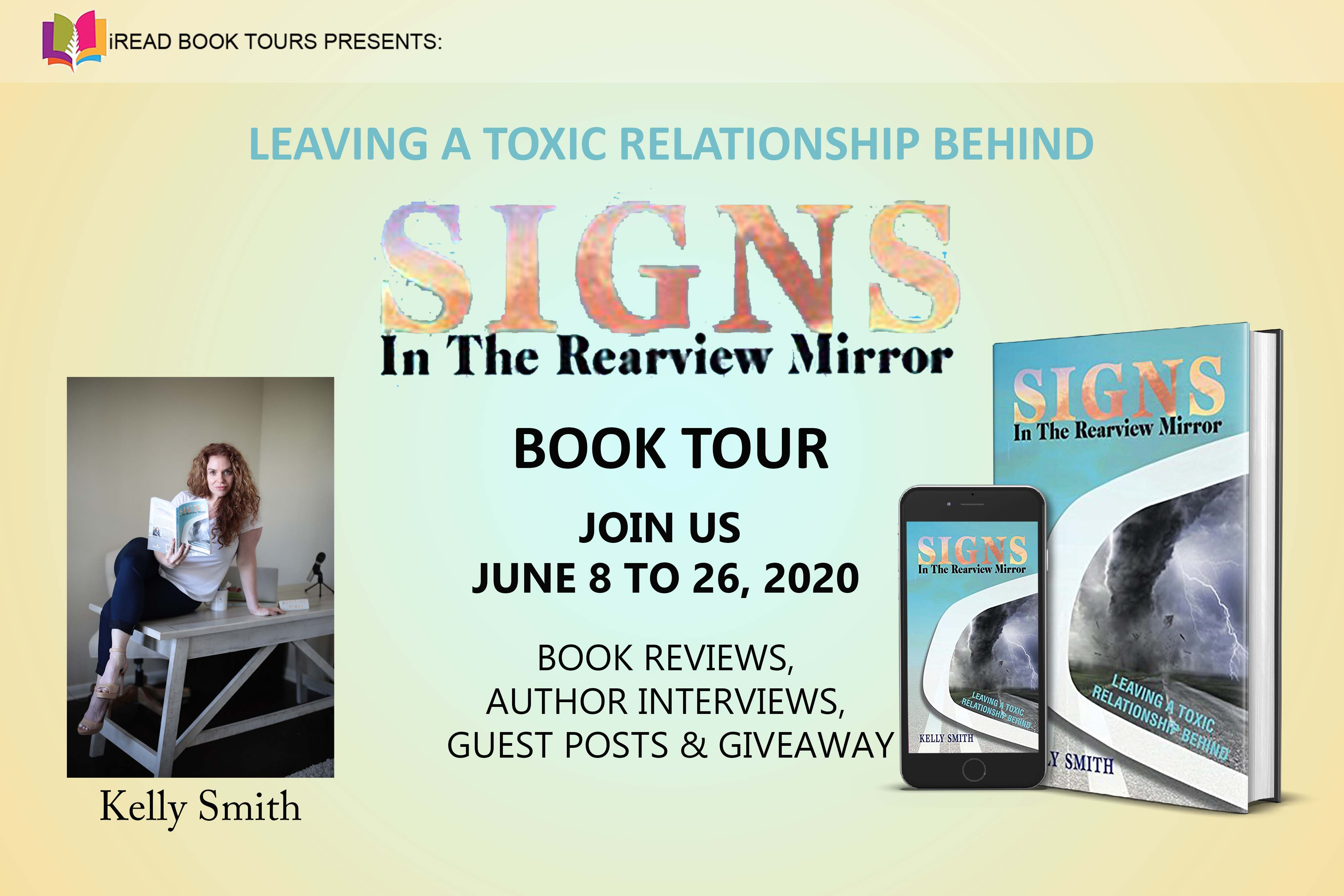 SIGNS IN THE REARVIEW MIRROR Tour Banner