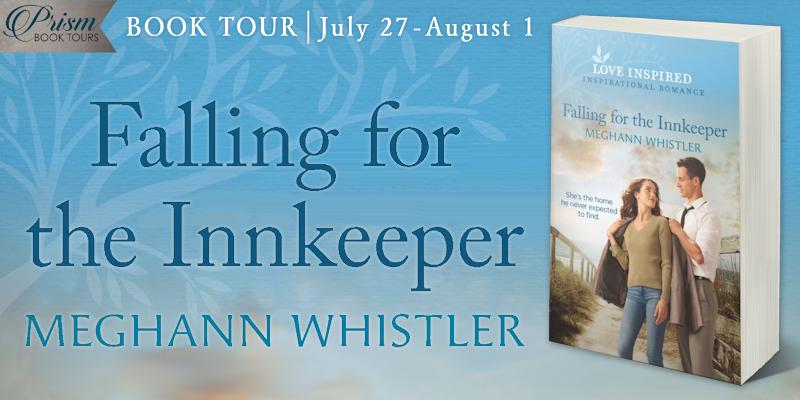 Banner - Falling for the Innkeeper