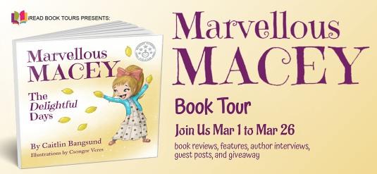 Mavellous Macey Tour Banner