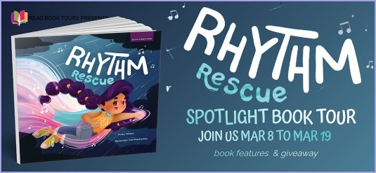 Rhythm Rescue Tour Banner