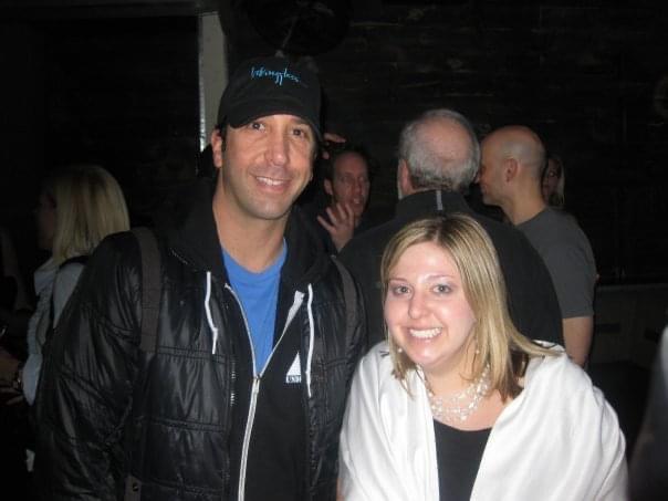 Lori and Ross