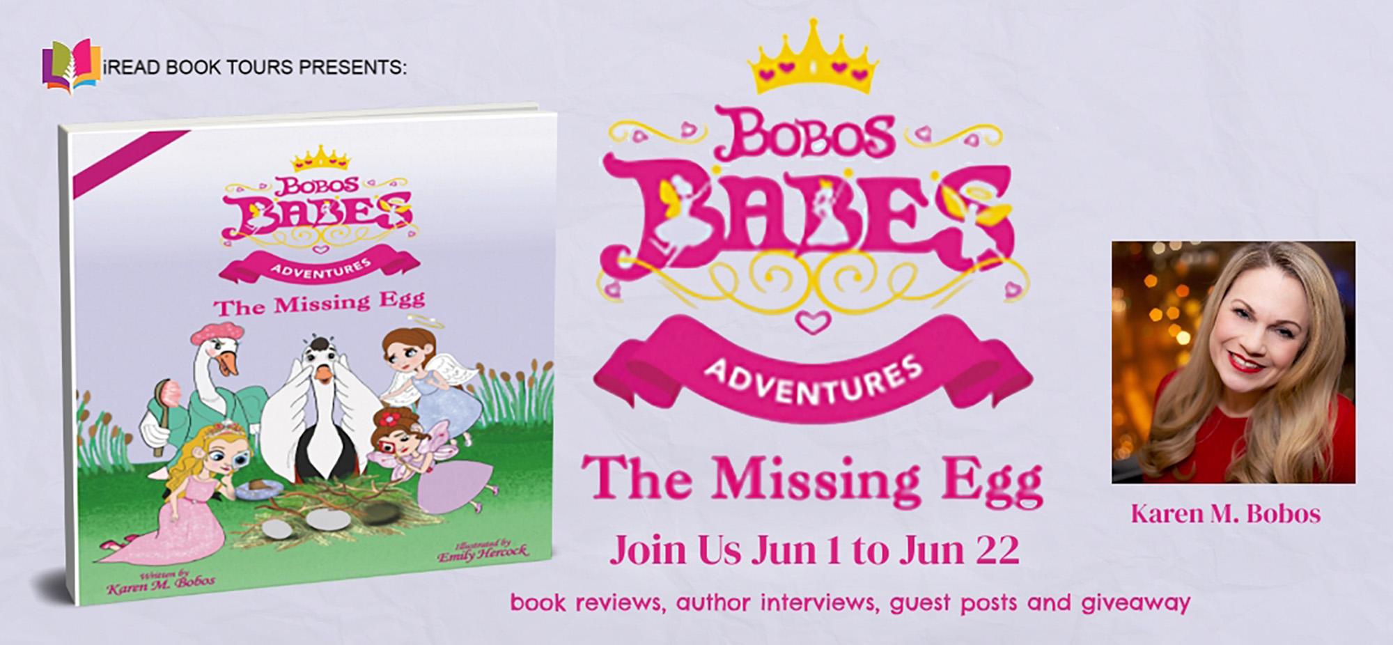 Bobos Egg Tour Banner