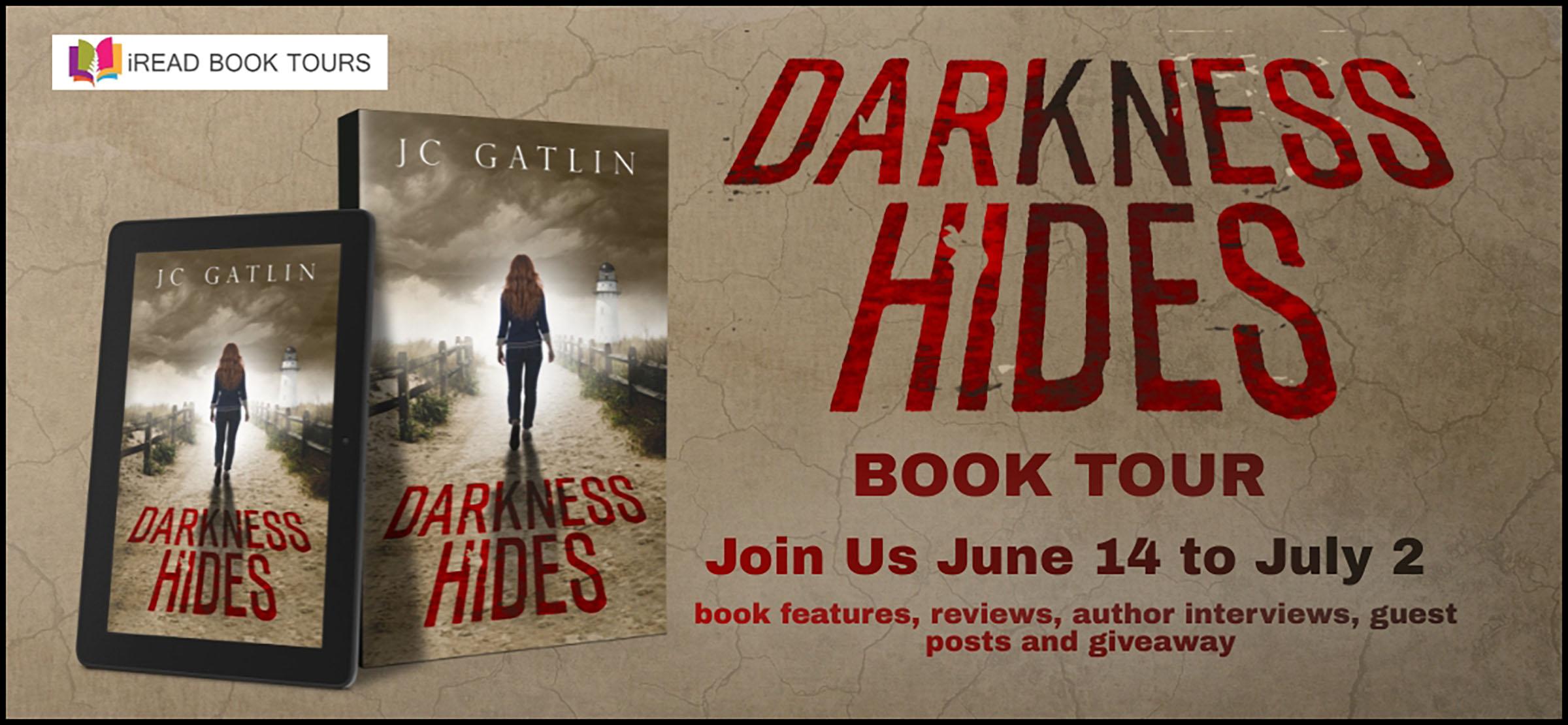Darkness Hides Tour Banner