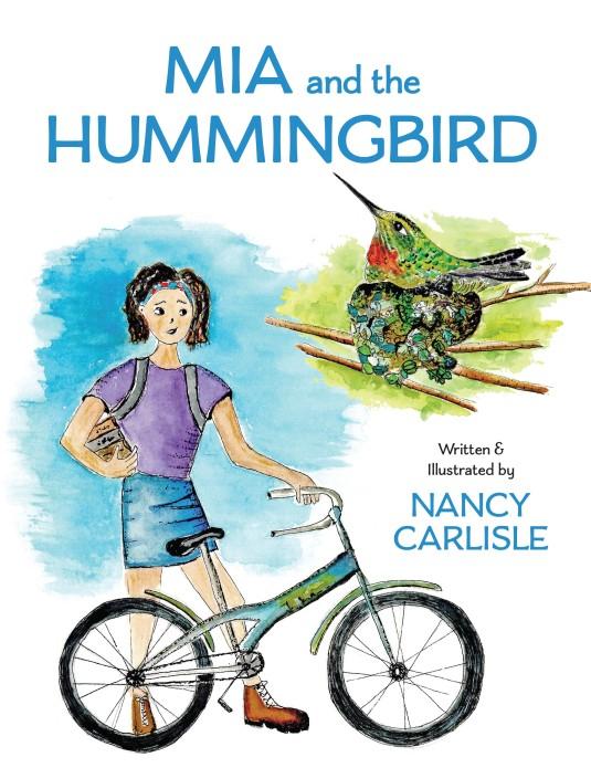 Mia and the Hummingbird Book Cover