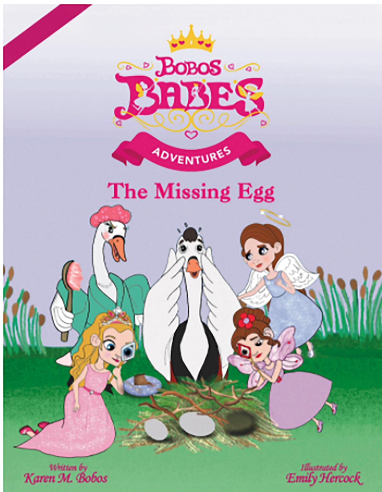The Missing Egg smaller